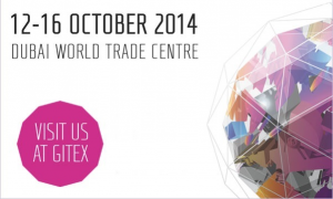 Gitex Official Banner with dates