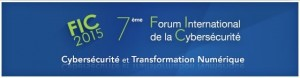 Official International Cybersecurity Forum (FIC) back in 2015