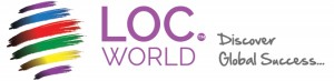 LocWorldLogoTaglineSmWEB. LocWorld28 will be at Berlin and Conference examines the Internet of Things