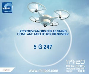 Cover of Milipol Paris 2015