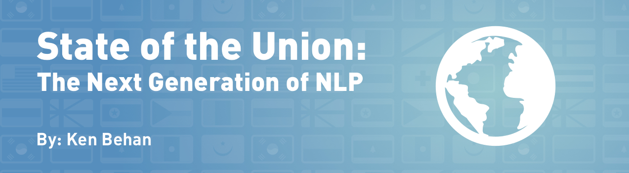 State of the Union : The Next Generation of NLP with SYSTRAN.io by Ken Behan
