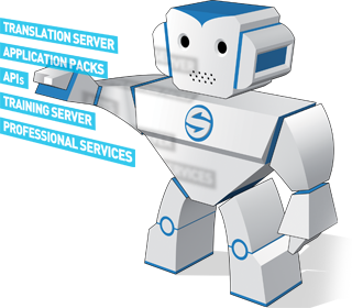 Translation Server SYSTRAN Enterprise Server 7