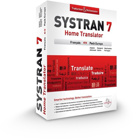 SYSTRAN 7 Home Translator