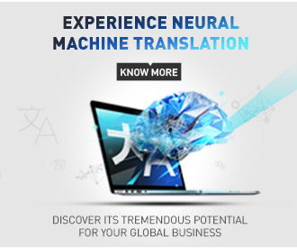 Neural Machine Translation - SYSTRAN's innovative neural engine