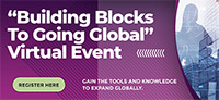 The Building Blocks to Going Global