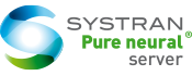 SYSTRAN Pure Neural® Server